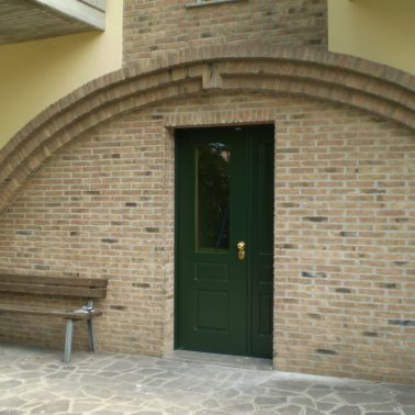 porta blindata bloccata