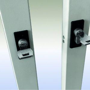 Doppia serratura di sicurezza